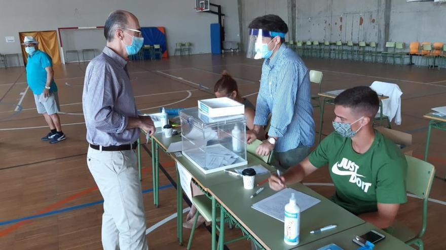 Las fotos de la jornada electoral en Galicia