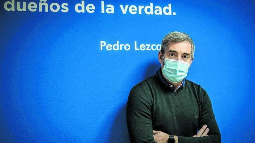 """""""El Gobierno canario es sumiso y cobarde ante el abandono de Madrid"""""""