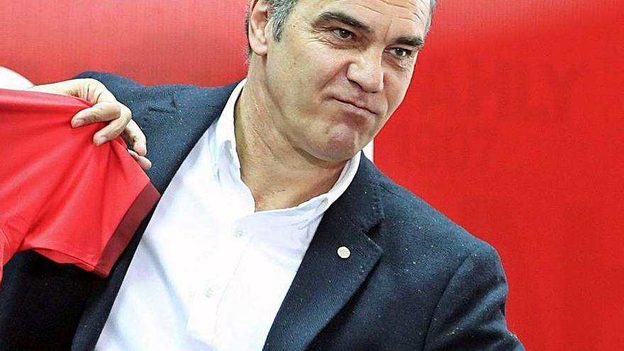 El exdeportivista Martín Lasarte, nuevo seleccionador de Chile