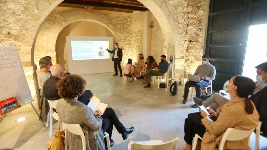 Expertos debaten en Alicante sobre la importancia de las alianzas en la economía circular