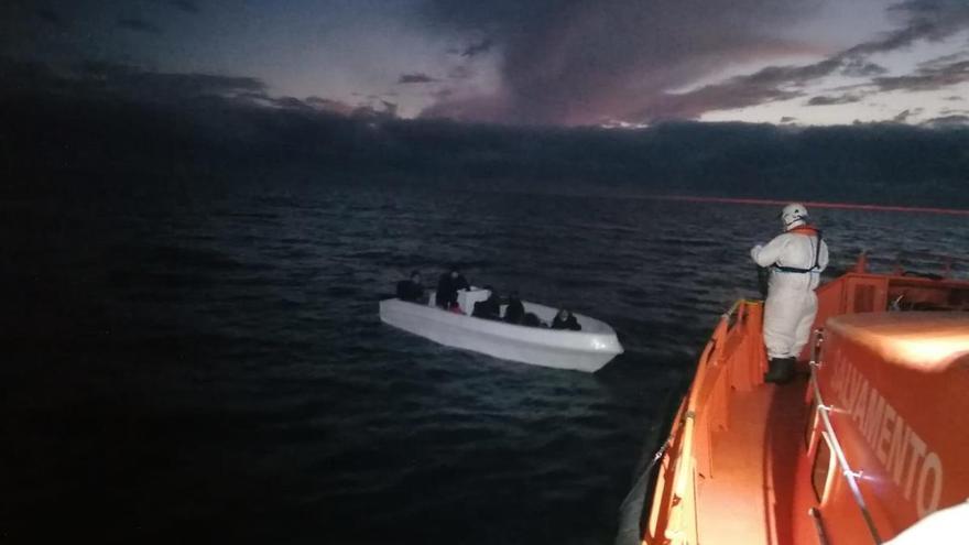 Arrestado por traficar con personas entre Argelia y la Región