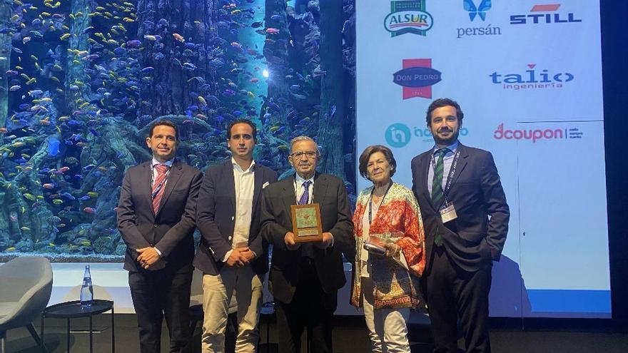 La empresa Cobecor de Puente Genil, premio a la Distribución Alimentaria