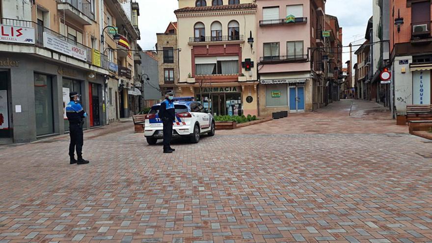 Cámaras de vigilancia regularán el tráfico en zonas concurridas de Benavente