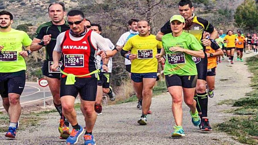 Suspendido el Maratón Vías Verdes Ojos Negros