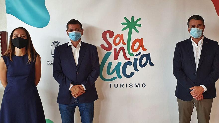 Santa Lucía le pone mucho color a su nueva marca turística