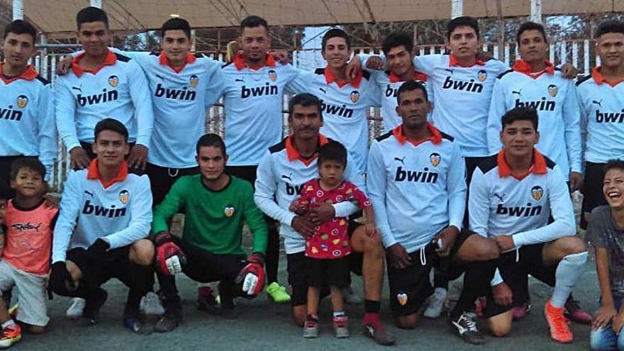 El Valencia CF que no compró Peter Lim