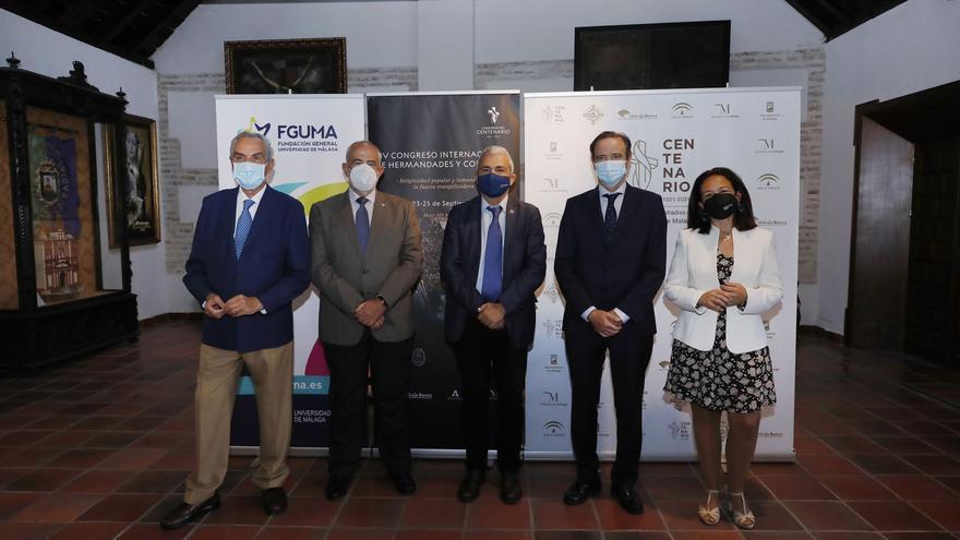 El Congreso Internacional de Cofradías sumará créditos a los estudiantes de la UMA