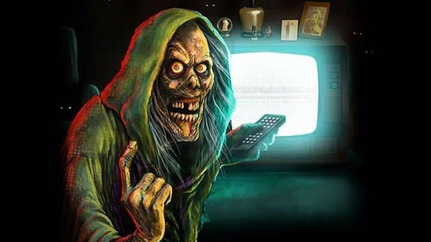 El terror llega a Atresplayer de la mano de 'Creepshow'