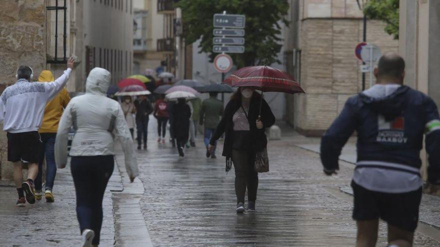 La borrasca Gaetan llega mañana a Castilla y León con nevadas en la Cordillera Cantábrica y Sanabria