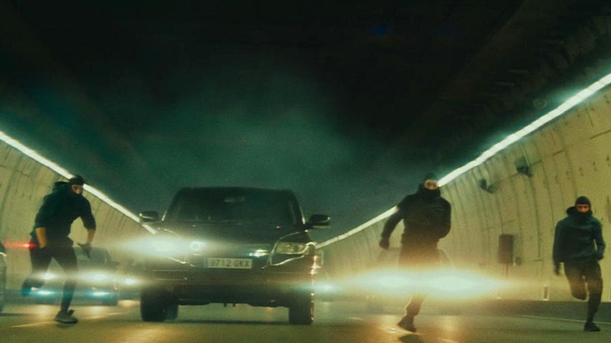 Fotograma de la película 'Hacia el cielo'. |   // VACA FILMS