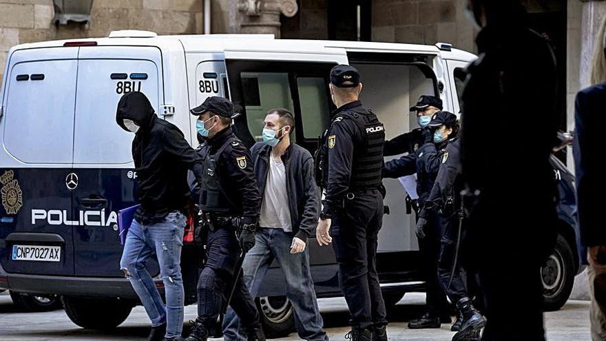 El líder de la banda juzgada en Palma niega que se dedicara al narcotráfico