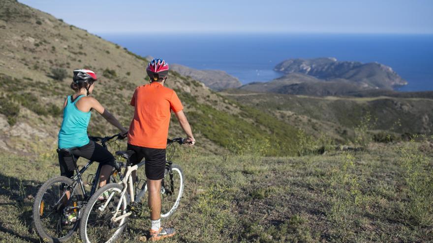 """""""Roses Ride"""", 9 rutes per descobrir Roses i el seu entorn practicant ciclisme"""