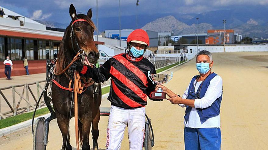 Estrella de Font recupera su instinto ganador en Son Pardo