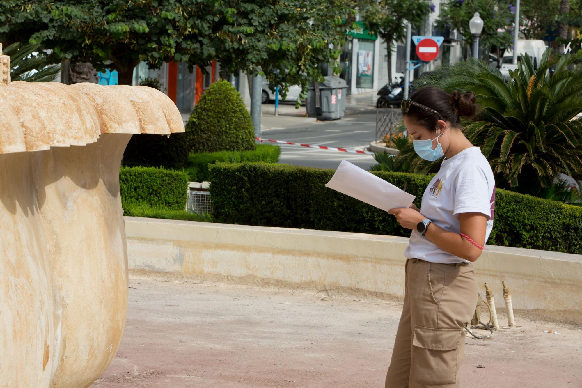 Comienzan las obras de rehabilitación en Luceros
