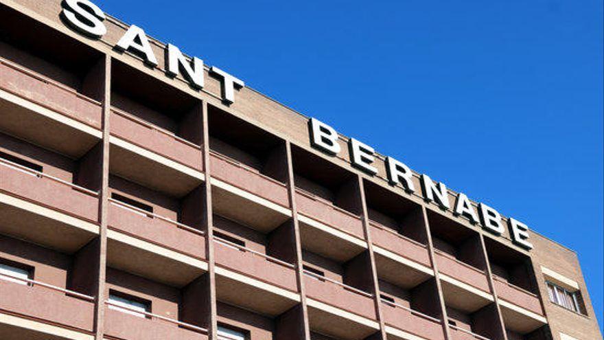 L'Hospital de Berga permet als pacients no covid estar acompanyats tot el dia