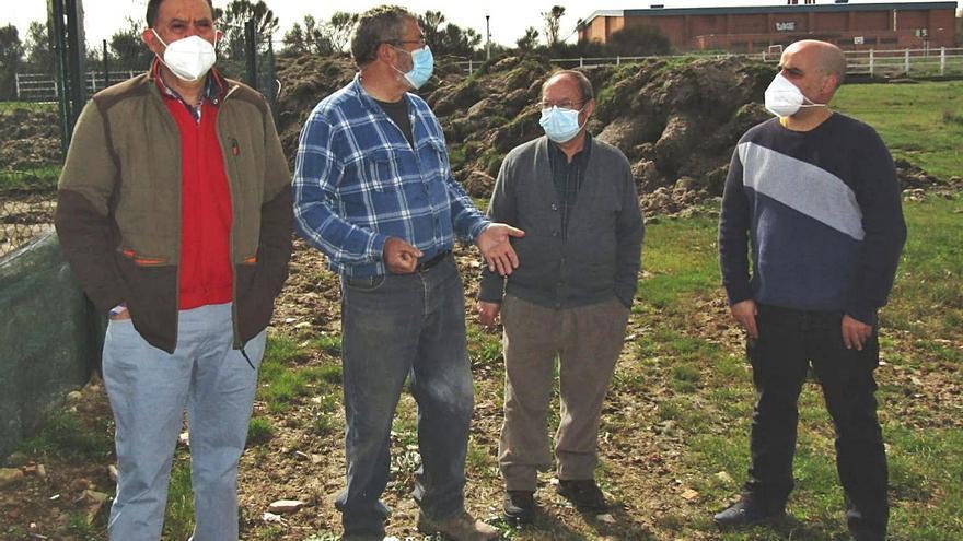 """""""Mentiroso y subnormal"""", así fue el tenso pleno municipal de este pueblo de Zamora"""