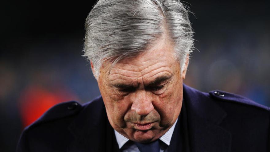 El Napolés despide a Carlo Ancelotti