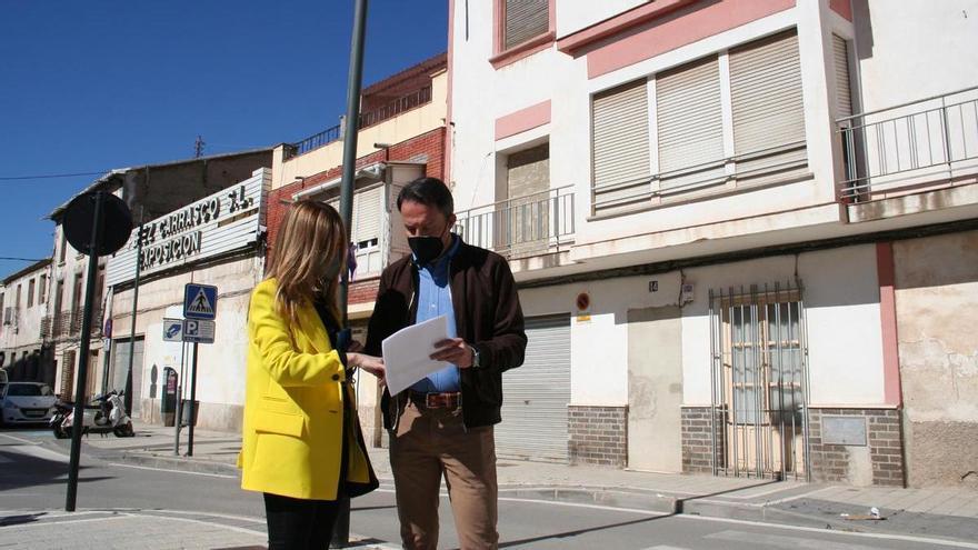 Los presupuestos regionales incluirán una partida de 72.500 euros para el Centro de Salud de San Cristóbal