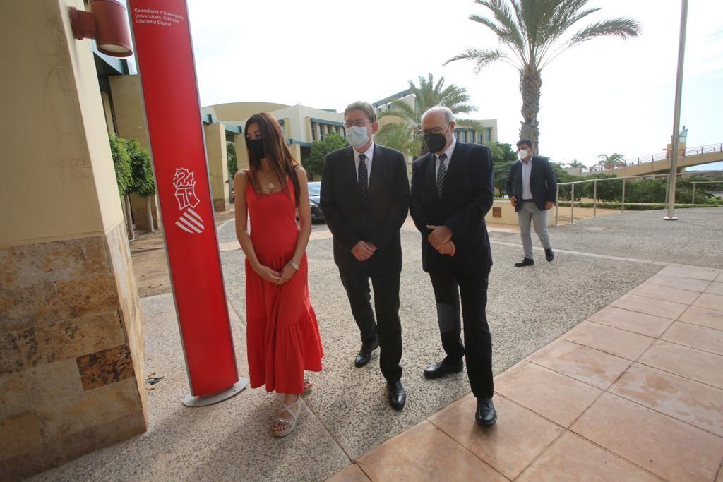 Acto de la Agencia Valenciana de Innovación