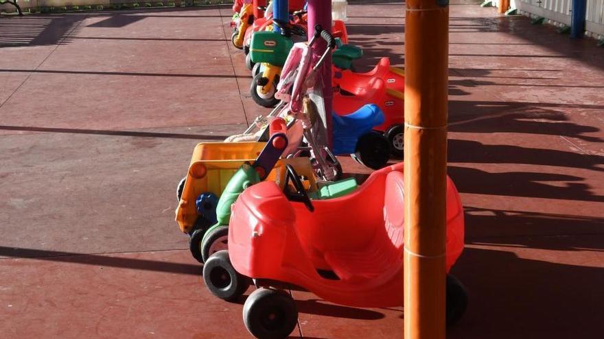 Los jardines de infancia en Asturias duplican su ratio para facilitar la conciliación