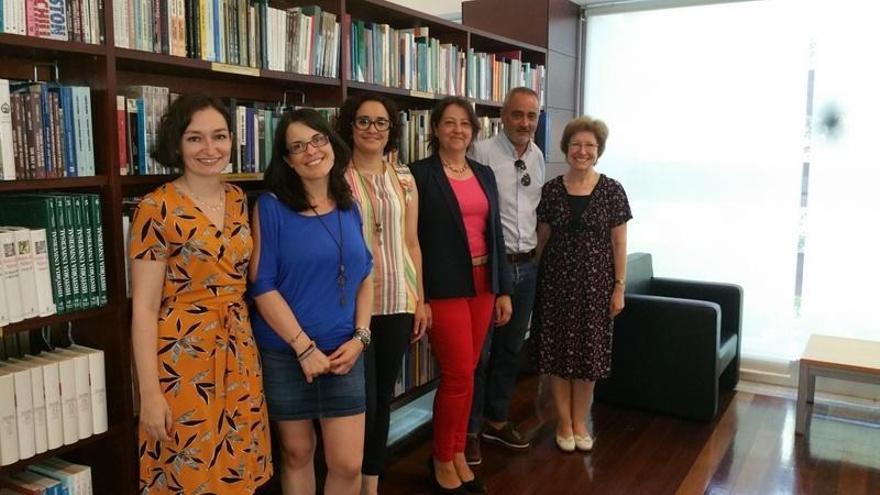 Las bibliotecas de Redondela y Monçao promueven un hermanamiento cultural
