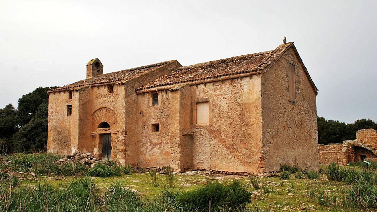 Monasterio de Bellpuig en Artà, donde el Consell tenía prevista una intervención de Barceló.