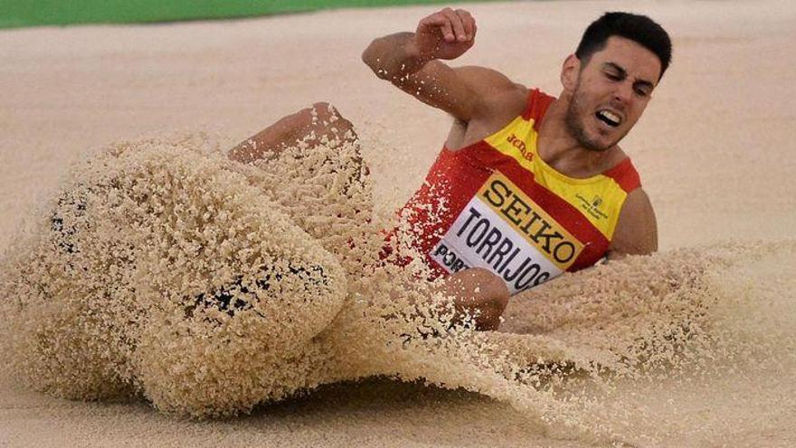 Torrijos se clasifica para la final de triple salto en el Mundial de Londres