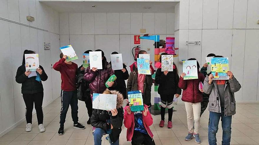 """""""Día del Libro"""" en Langreo en tiempos de pandemia"""