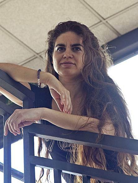 La compositora ovetense Raquel Rodríguez.   Miki López