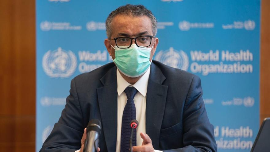La OMS, a favor de suspender las patentes de las vacunas contra el coronavirus