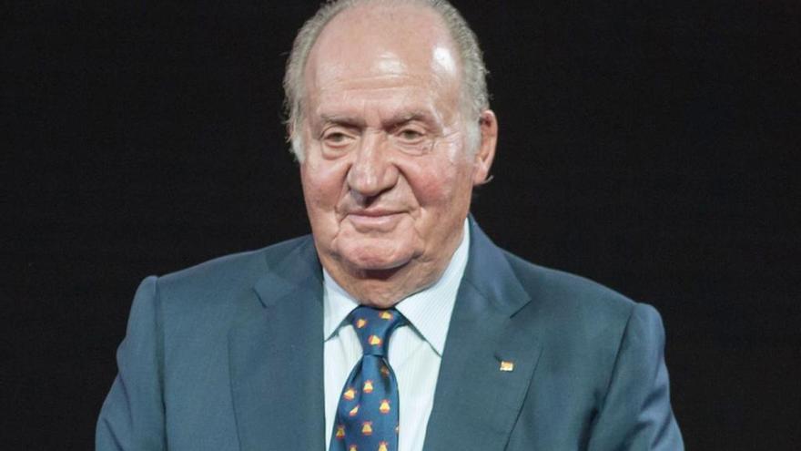 Juan Carlos sagt Reise nach Mallorca ab