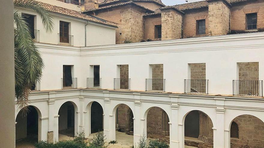 La Roqueta albergará la concejalía   de Cultura y un centro del peregrino