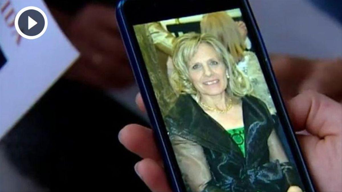 Una fotografia de la desapareguda Francisca Cadenas.