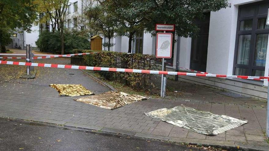 Un joven siembra el pánico en Múnich al atacar a ocho personas con un cuchillo