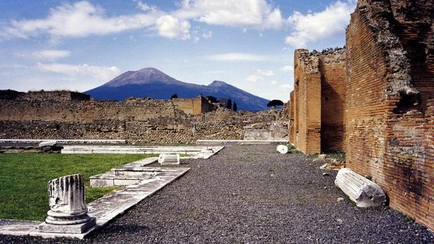 Pompeya, la rutina de los muertos