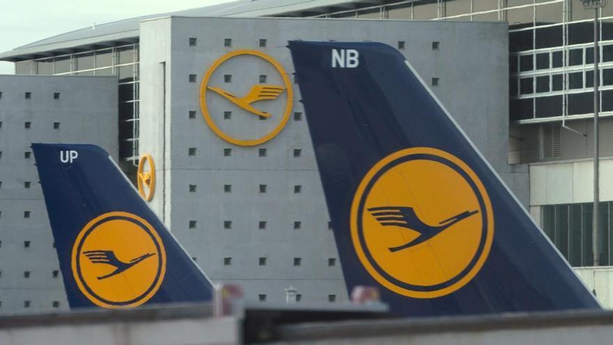Lufthansa retoma los vuelos en València desde principios de junio