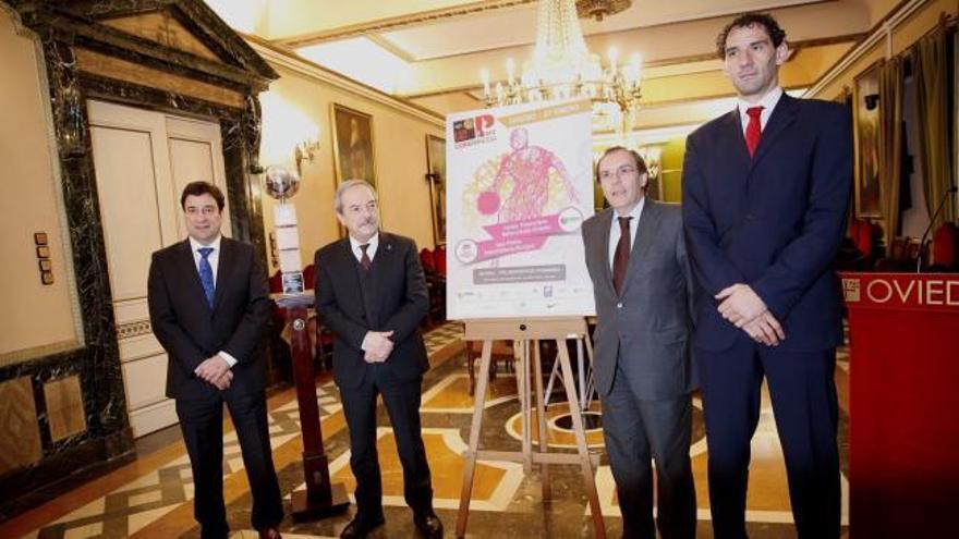 Cuenta atrás para la Copa Princesa de Asturias de baloncesto