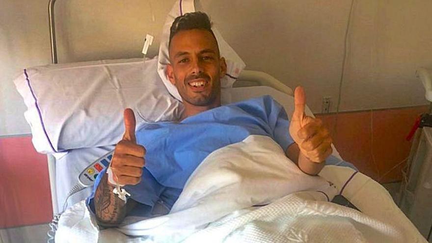 Manu Molina es intervenido con éxito de su tumor testicular