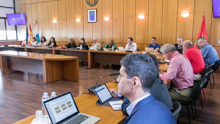 La ULL renueva al completo su Consejo de Gobierno
