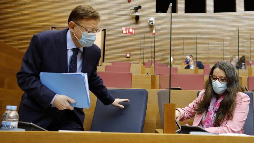 El Consell desatasca el fichaje de directivos para la gestión de fondos europeos