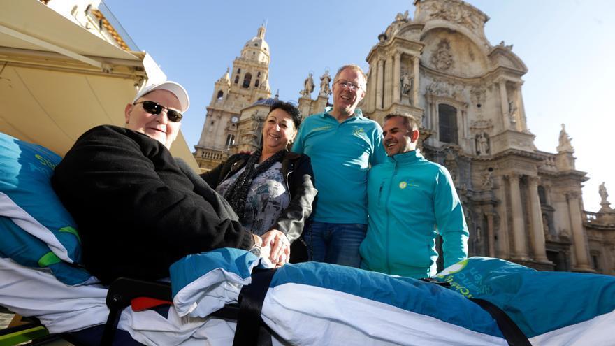 Fallece el fundador de la Ambulancia del Deseo