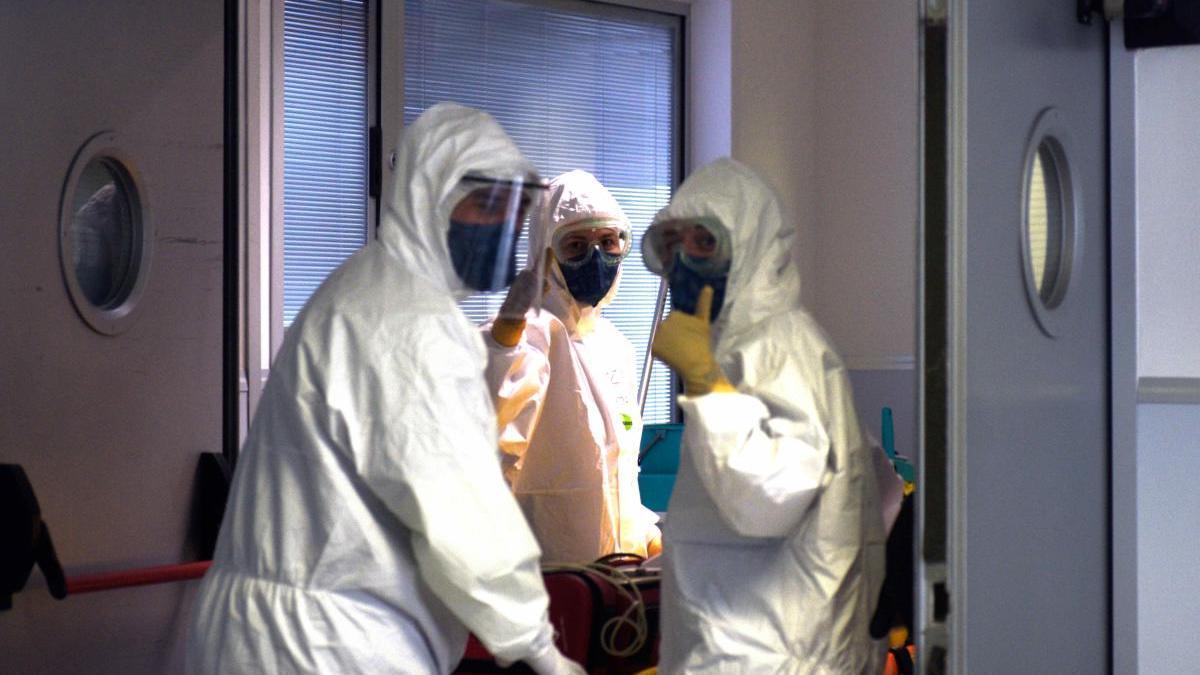 Primer día sin nuevos fallecidos por coronavirus en la Región en más de un mes