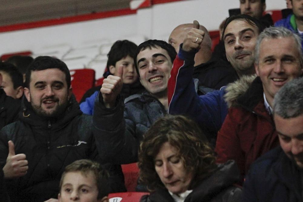 Entrenamiento de la selección española en El Molinón