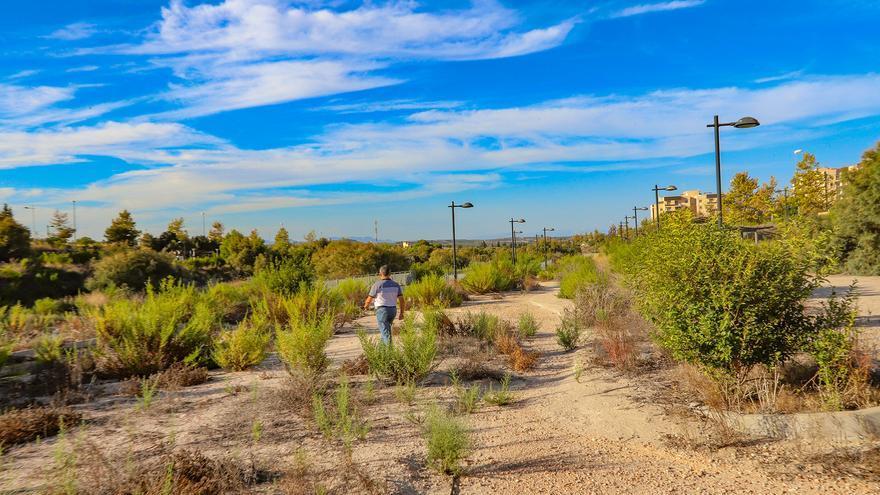 San Miguel reclama 10 millones de deuda a los propietarios de suelo de la macrourbanización abandonada de Los Invernaderos