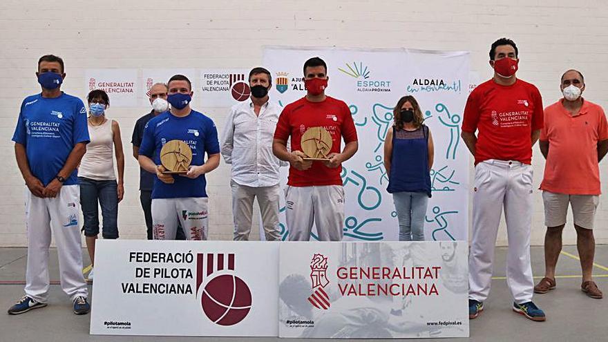 Herrera de Beniparrell vuelva a ganar el Autonómico Individual de Galotxa