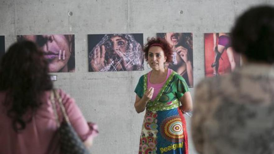 Exposició en el Campus UPV