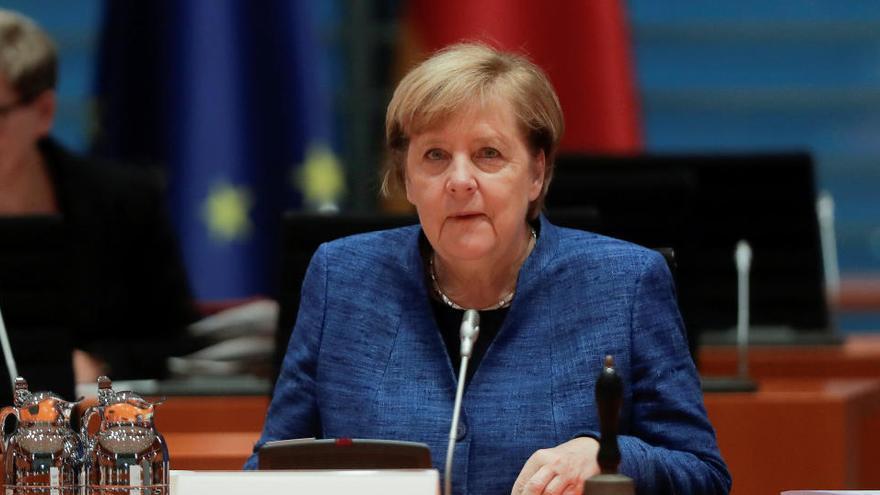 La CDU alemana aplaza el congreso para elegir al potencial sucesor de Merkel