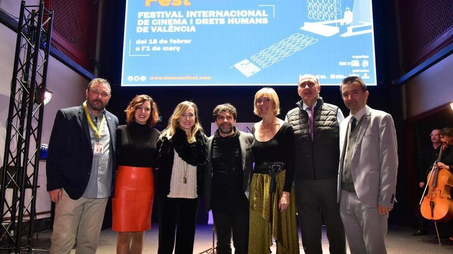L'Humans Fest dona el tret d'eixida a l'XI edició guardonant a l'Associació de Víctimes del Metro