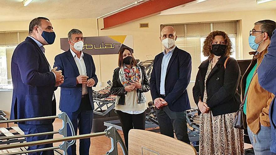 El Consell avala a empresas de la Valldigna líderes en innovación