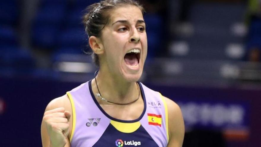 Carolina Marín.